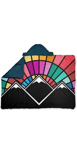 2020 Voited Recycled Ripstop Travel Blanket V20UN01BLPBT - Three Sisters