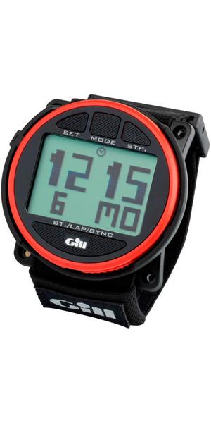 2018 Gill Regatta Race Timer Watch Red / Black buttons W014