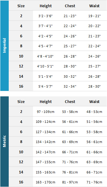 Billabong Junior Wetsuits 19 Mens Size Chart