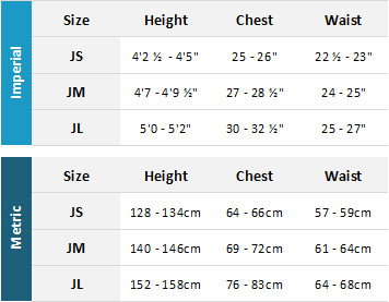 Gill Junior Wetsuits 19 Mens Size Chart