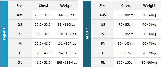 Helly Hansen Rider Vest 19 Mens Size Chart